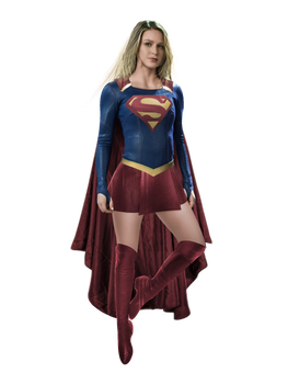 Supergirl - Transparent by cthebeast123