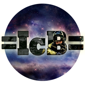 =IcB= International Clan Buddies Logo by carlonimus