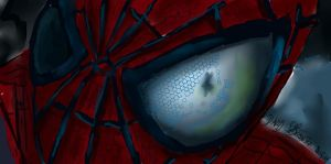 The Amazing Spider-Man 2: I won't lose you too by davidsobo