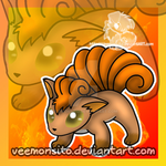 Vulpix by Veemonsito
