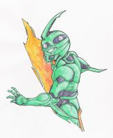GUYVER by emptypromises13