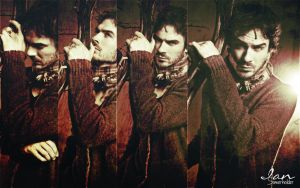 Ian Somerhalder wallpaper by Viciousdope