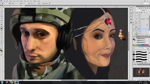 WIP ChrisandJessPlays YouTube banner 2 by jessparry