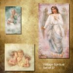 Vintage Spiritual by oldhippieart