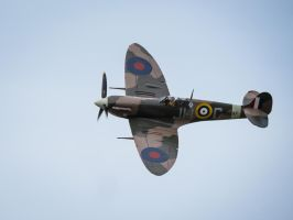 Supermarine Spitfire Vb BM597 by amipal