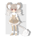 ADOPTABLE  AUCTION: 1 [OPEN] by Everadopts