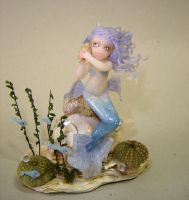 The song of the Sea by Fairiesworkshop
