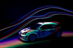 Light graffit ford focus model by Newcott