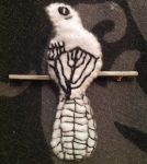 Game Of Thrones - Lord Baelish's Mockingbird Pin by Jack-O-AllTrades
