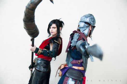 Dragon Age Inquisition by IssssE