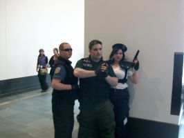 S.T.A.R.S. Cosplay by STARSMember930