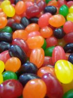 Jelly Beans by leavesXeyes