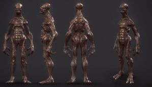 yaj modeling by Crashmgn