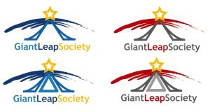 Logo Giant Leap by B21
