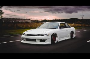Stanced Silvia by MestariTikku