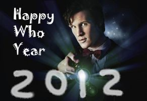 Happy Who Year 2012 by LuciaDuvant