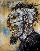 Leeman Vol by CliveBarker