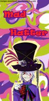 Mad Hatter Break Xerxes by helga-medwed