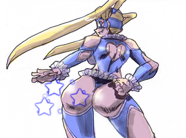 R. Mika by Dollwoman