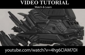 VideoTutorial - Scout x - Speedpainting by p00se2