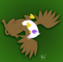 Gilda's Cat Nap by IronHooves