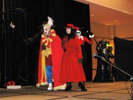 EXP08 AngryKefka and Carmen by Group-Photos