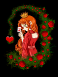 The Queen of Hearts by TanjatheBat
