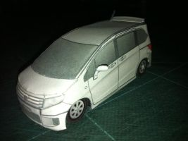 Honda Freed by scyeige