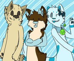 So this is a thing I drew by Deer-dog