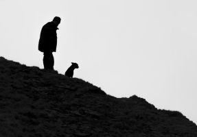 One Man and His Dog by CumbriaCam
