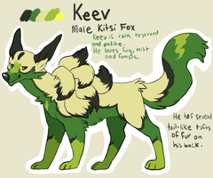 Keev Reference by starsweep