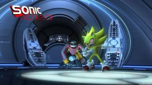 Super Sonic Unleashed by Massive-Tool