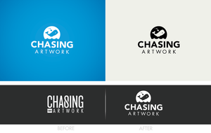 Chasing Artwork branding update! by ChasingArtwork