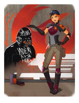 Sabine Commission by Mro16