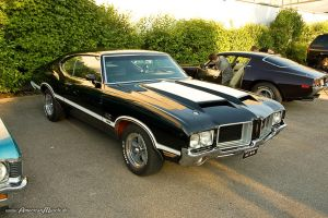 Oldsmobile442 by AmericanMuscle