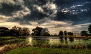 Coomba Park Dam by photorealm