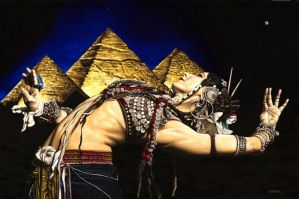 Bellydance of the Pyramids by ryoung