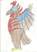 G Reborn BIRDON by KingShisa08
