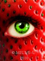 Fruits: Strawberry by Miumi-U