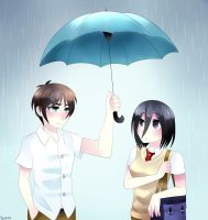 Umbrella by Toukoni