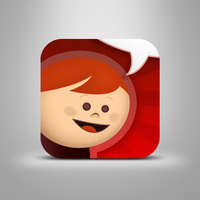 TalkinPics Icon by tomeqq