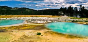 Yellowstone National Park #12 by KRHPhotography