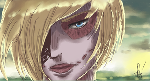 iScribble.net: The Female Titan by Iris-icecry
