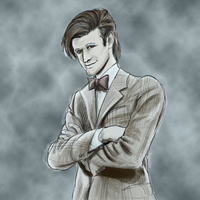 Trust Me - I'm the Doctor by GeoCaecias