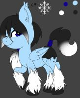 :.Collab.: Jack Frost by Pony-PetShop