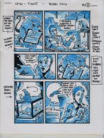 IDW TMNT Book Two Pg 8 by Kevineastman