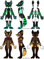 Anthro Adopts [Auction, Open] by Mulch-Adopts