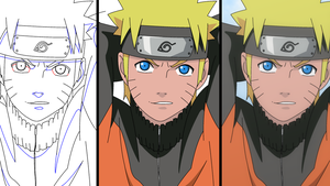 Naruto Test by Gugarts