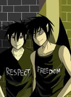 Respect -the- Freedom by Vey-kun