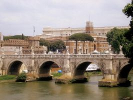 A River in Rome by Zilch17
